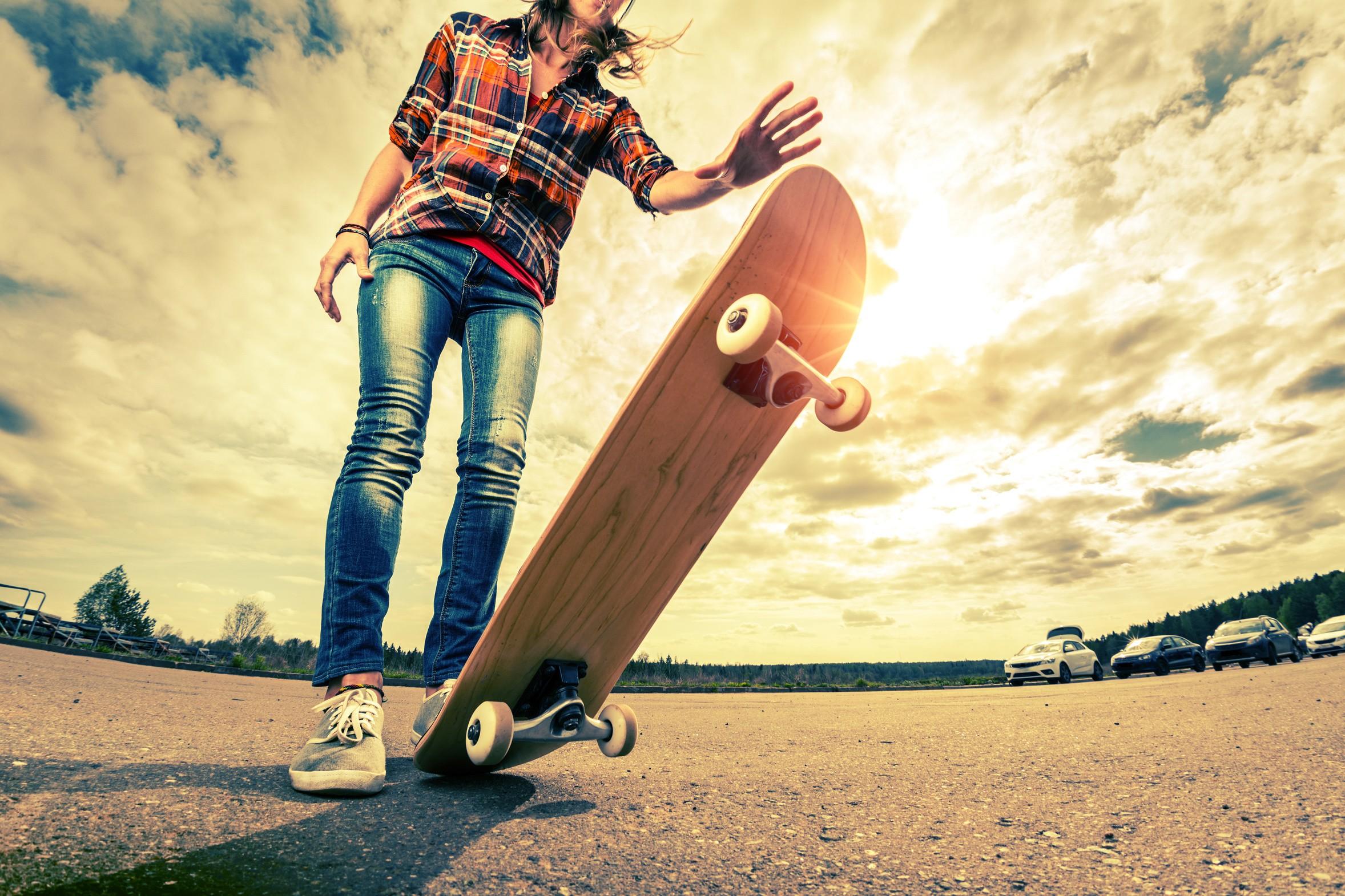 Nos produits Skateboards